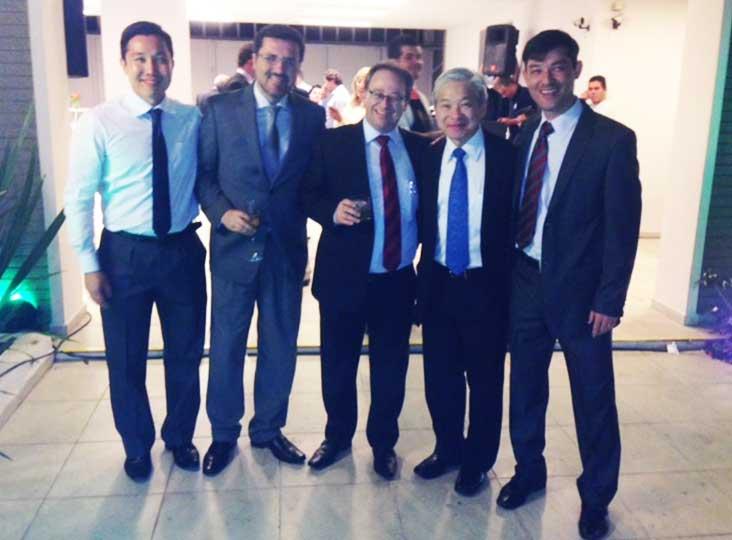 Prof. Dr. Domingos Hiroshi Tsuji assume a presidência da ABORL - Associação Brasileira de Otorrinolaringologia