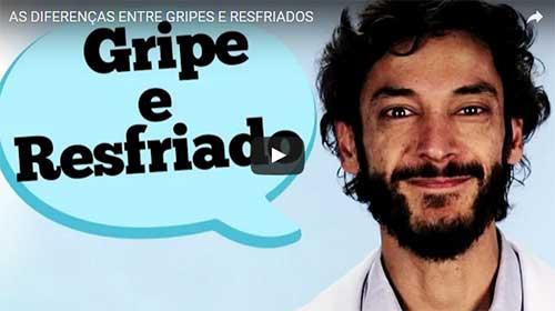 Entenda mais sobre as diferenças entre gripe e resfriado com as explicações do infectologista Ricardo Vasconcelos.